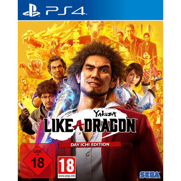 Yakuza 7: Like a Dragon – Day Ichi Edition