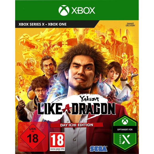 Yakuza 7: Like a Dragon – Day Ichi Edition