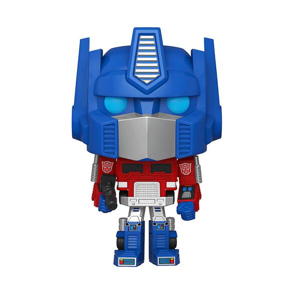 Transformers - POP!-Vinyl Figur Optimus Prime