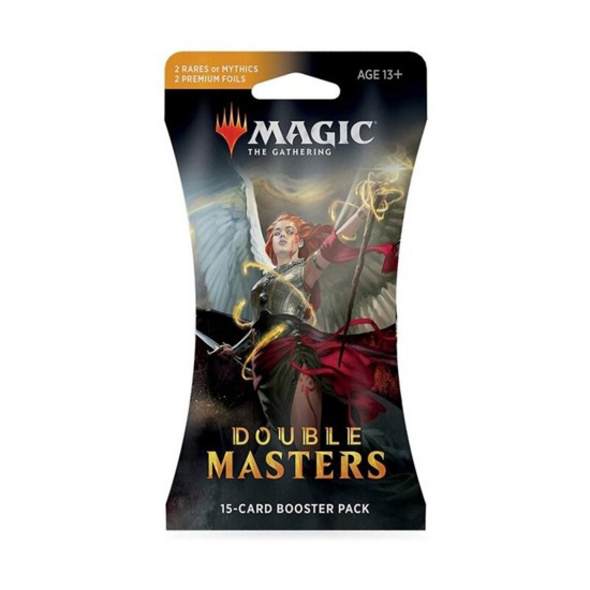 Magic the Gathering: Double Masters Draft Booster - Deutsch