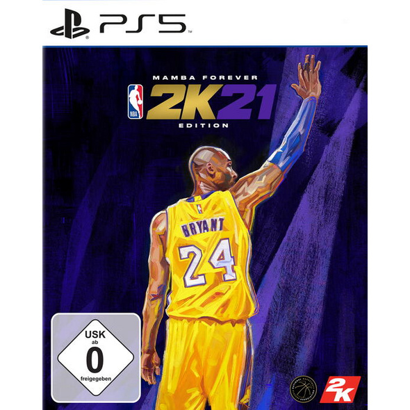 NBA 2K21 Legend Edition