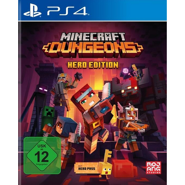 Minecraft: Dungeons Hero Edition