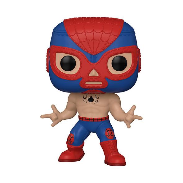 Marvel - POP!Vinyl - Figur Luchadore Spider-Man