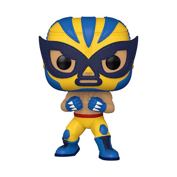 Marvel - POP!Vinyl - Figur Luchadore Wolverine