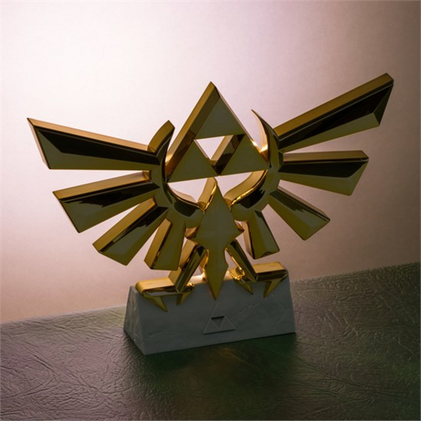 The Legend of Zelda - Leuchte Hyrule Symbol