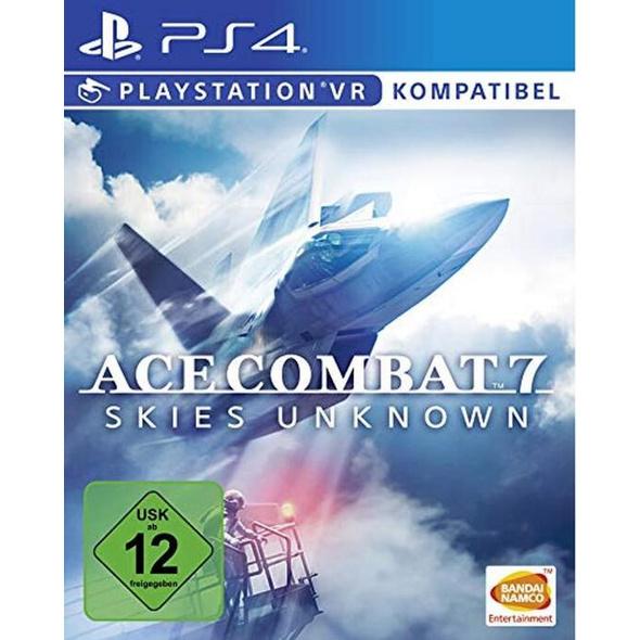 Ace Combat 7 - Skies Unkown