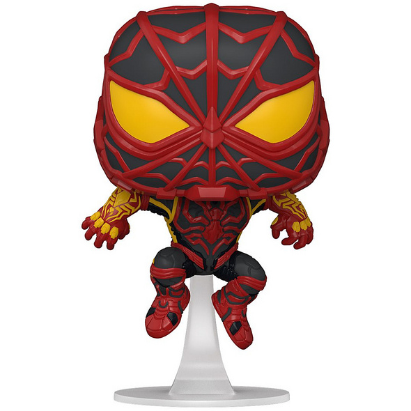 Marvel Spider-Man - POP!-Vinyl Figur Miles Morales S.T.R.I.C.K Kostüm