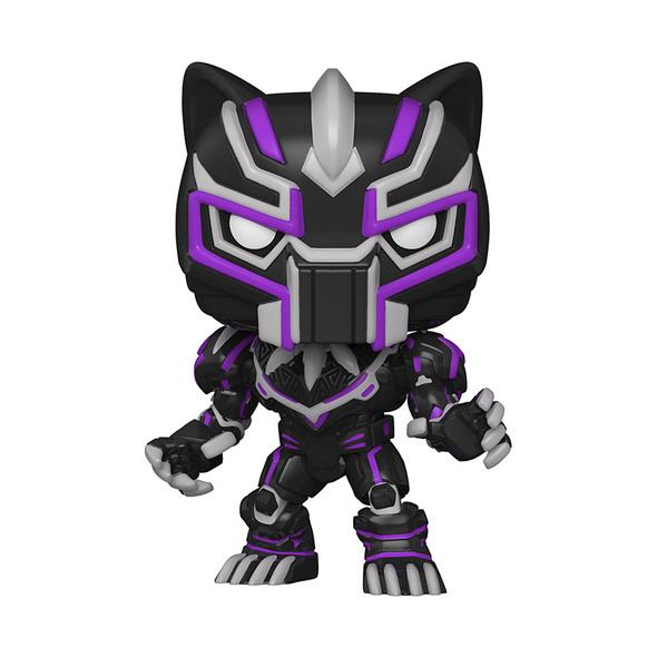 Marvel Avengers - POP!-Vinyl Figur Black Panther (Mech Series)
