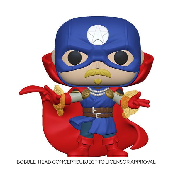 Marvel Infinity Warps - POP!-Vinyl Figur Soldier Supreme