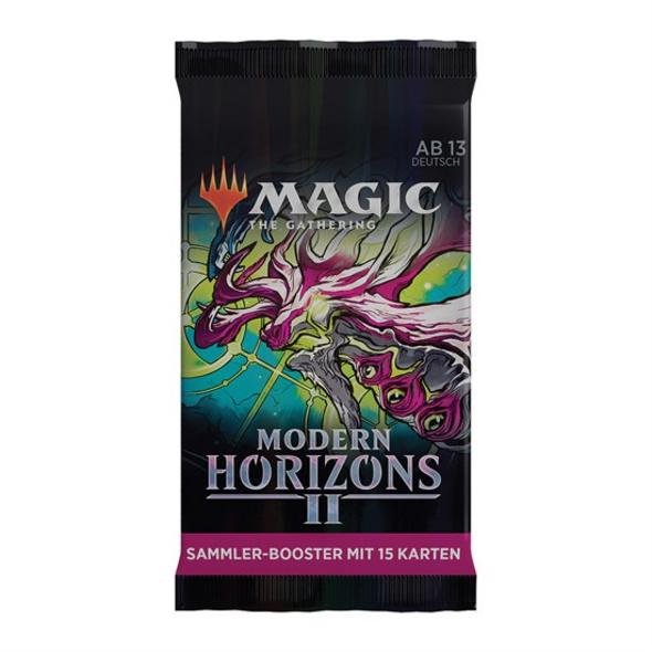 Magic the Gathering: Modern Horizons 2 Sammler Booster-Pack (zufällige Auswahl)