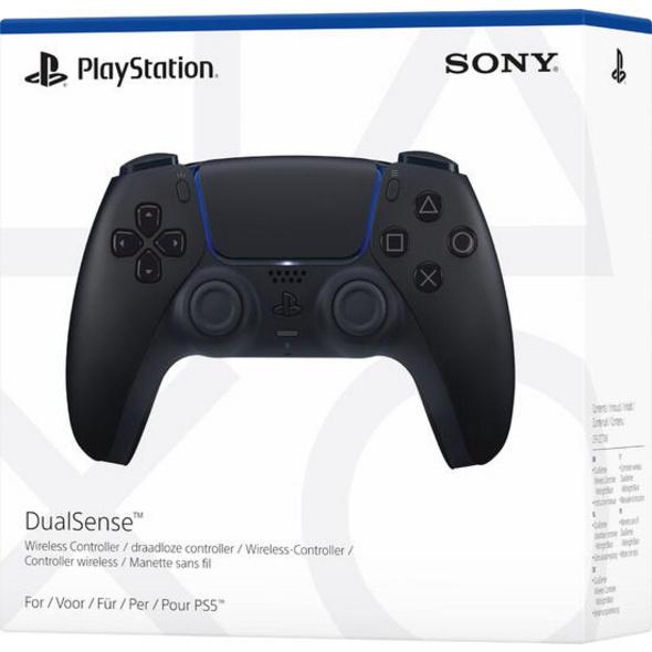 DualSense™ Wireless-Controller Midnight Black