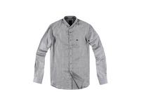 Gestreiftes Hemd aus softer Baumwolle