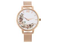 Uhr - Flower Time