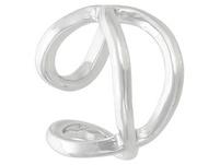 Earcuff - Silver Infinity
