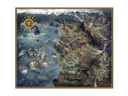 The Witcher 3 - Puzzle Nördliche Königreiche