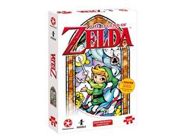 The Legend of Zelda - Puzzle Wind Waker